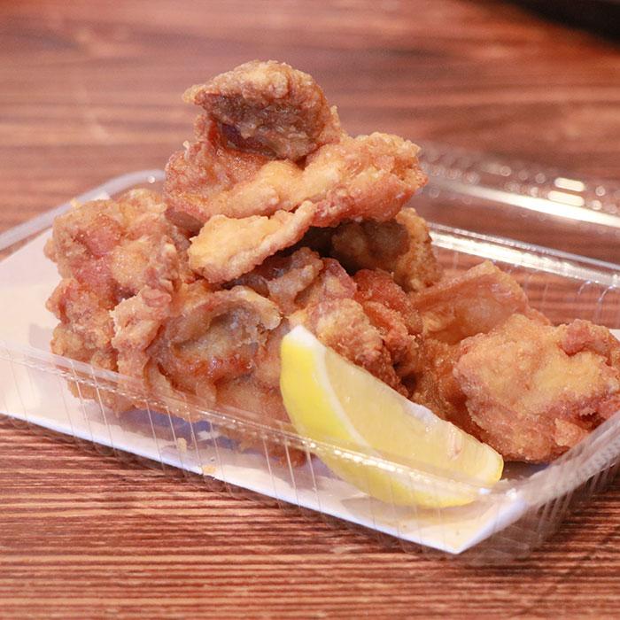 若鶏唐揚/モモ肉